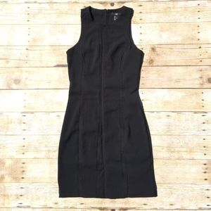 SUPER SALE H&M Black Mini Dress size 2
